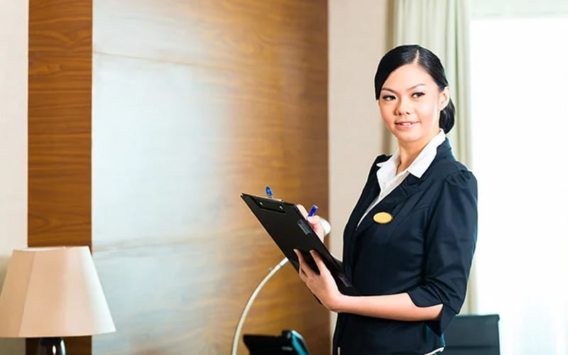 hospitality training courses
