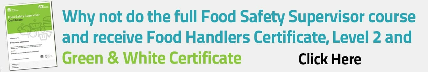 nsw food handlers training online - hygienic practices for food safety