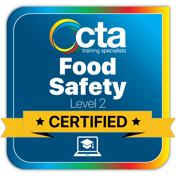 Food-Safety-L2 Digital Certificate Badge