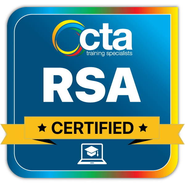 RSA Digital Certificate Badge