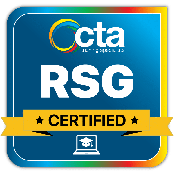RSG Digital Certificate Badge